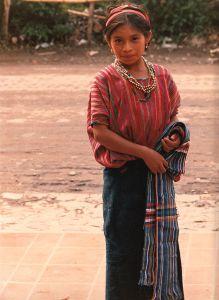 Guatemalan Handwoven Baby Wraps Behind The Scenes